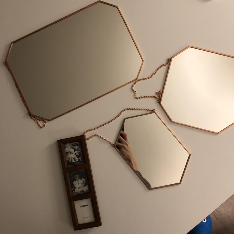 인테리어 벽걸이 거울