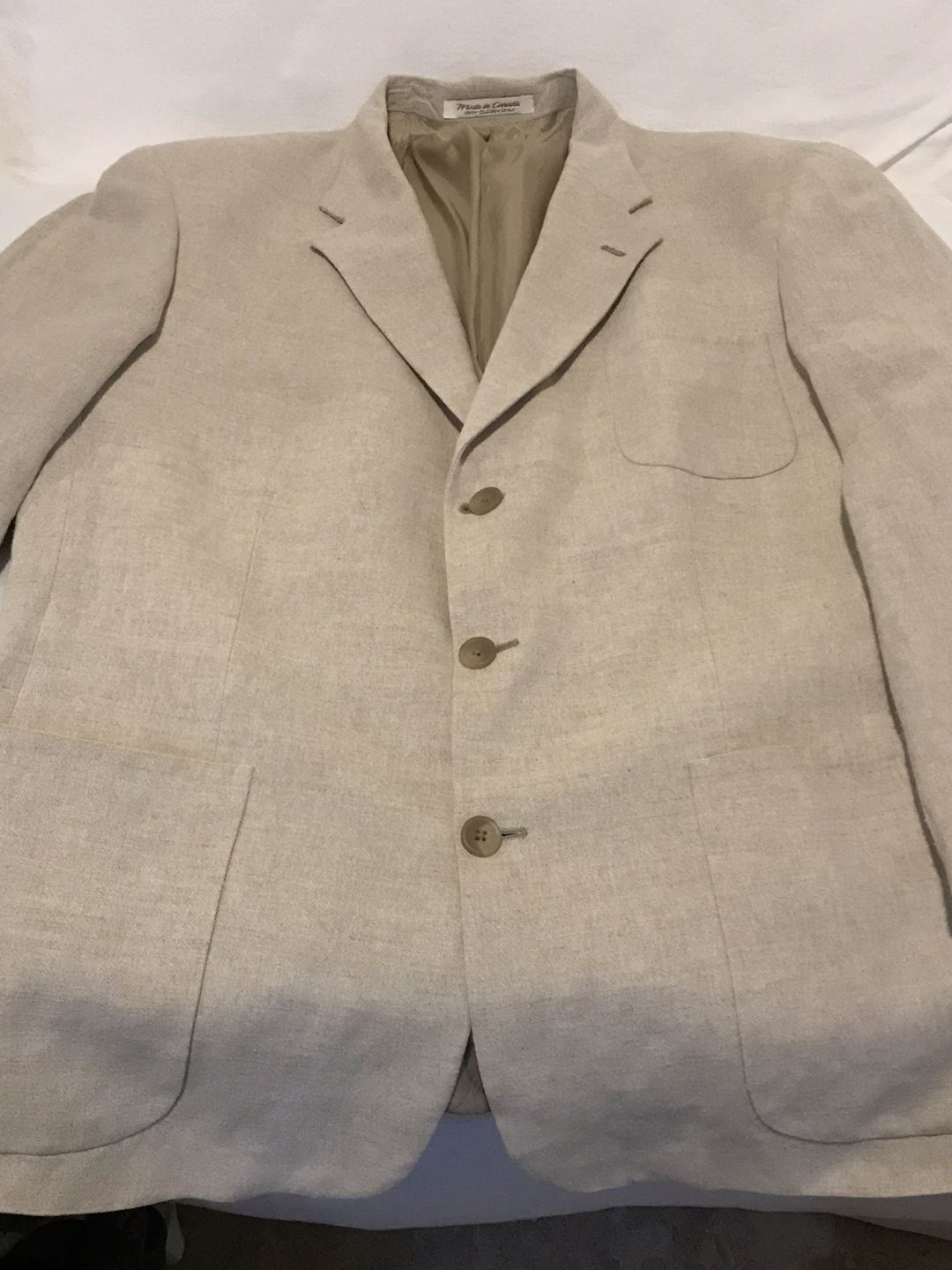 Polo Ralph Lauren linen jacket