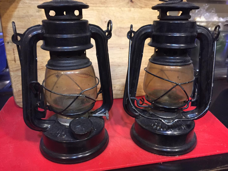 인테리어 기름등불 4개 일괄 만원
