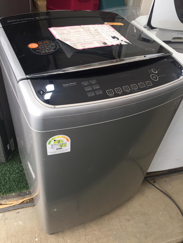LG 6모션 통돌이 세탁기 14kg