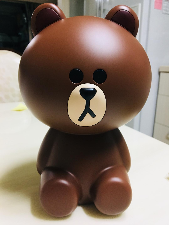 [새상품/공기청정기]라인프렌즈 브라운 공기청정기 Pro