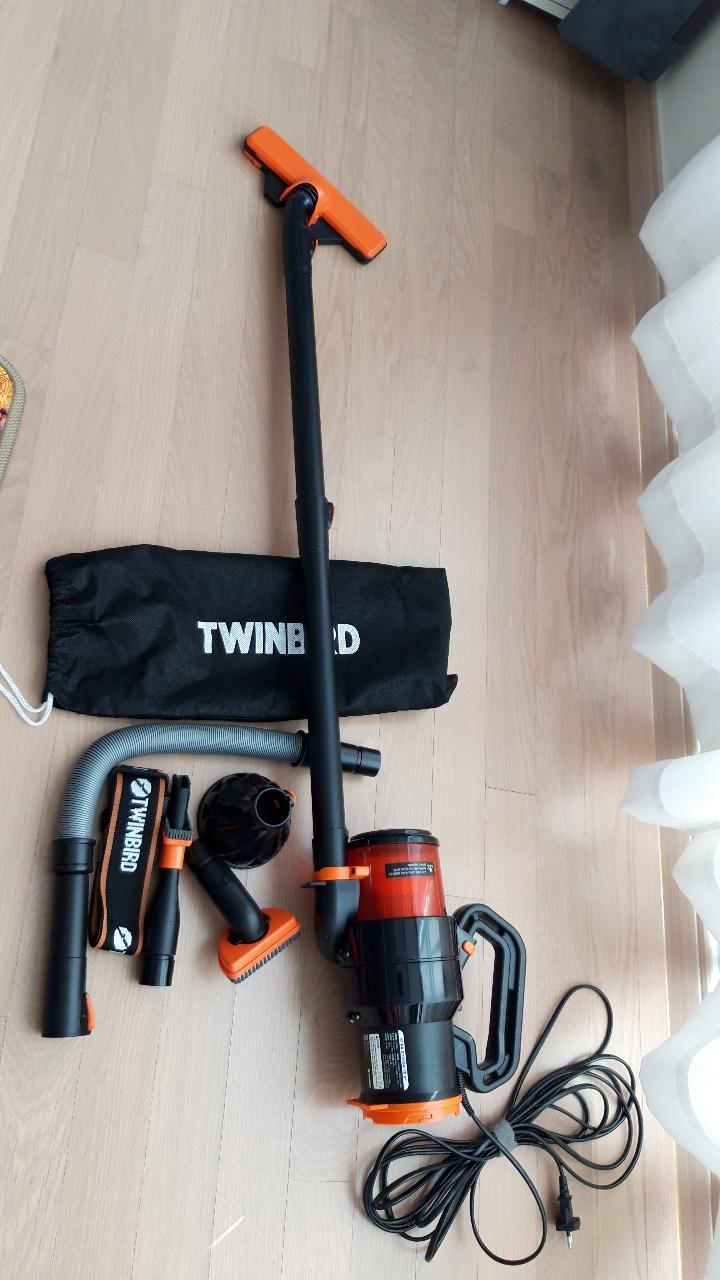 트윈버드 쎈스톰 유선청소기(TB-Q251)
