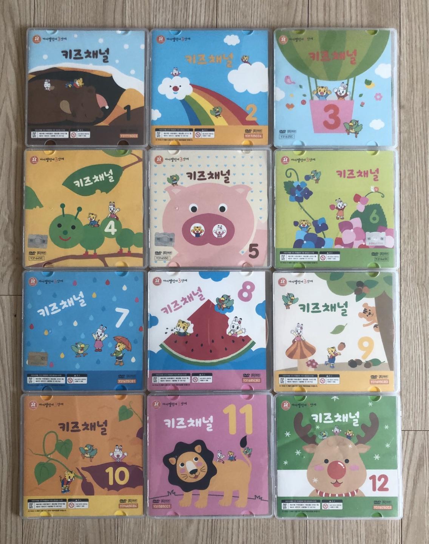 아이챌린지 호비3단계 DVD