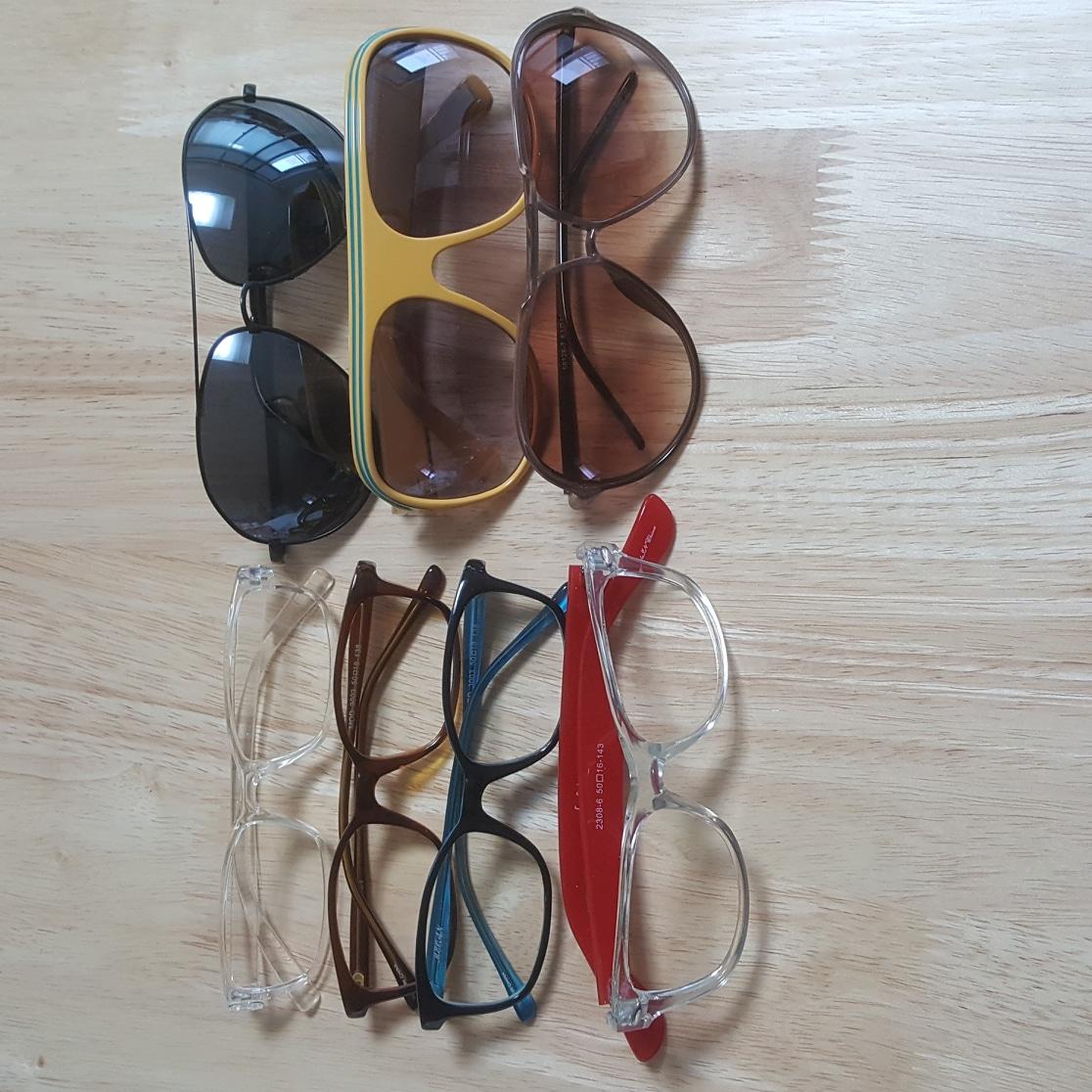 선글라스 (일괄판매) 안경테 안경