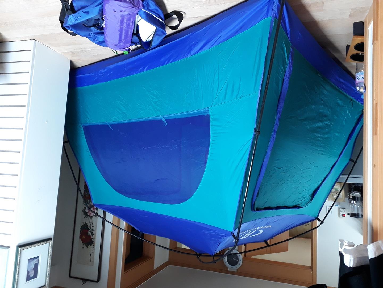 멋진 텐트
