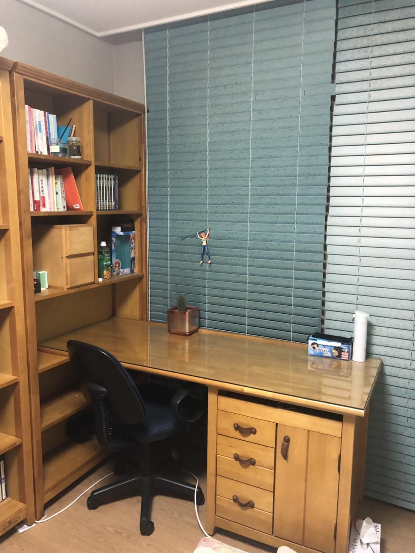 우드키즈(탄토) 원목 책상,옷장, 침대 셋트 판매