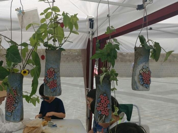 다육매니아를 위한 3월 나만의 다육 꽃화분 만들기& 어린이 흙놀이 클래스
