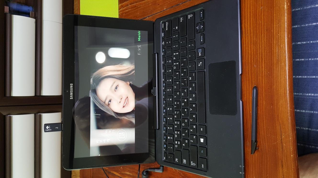가격 팍내림 삼성  i5 cpu장착 ssd노트북 컴퓨터~펜 장착 휴대용 노트북