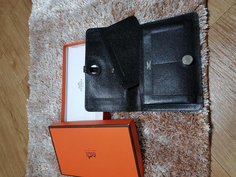 새상품 에르메스 지갑(동전지갑 포함) 가격인하