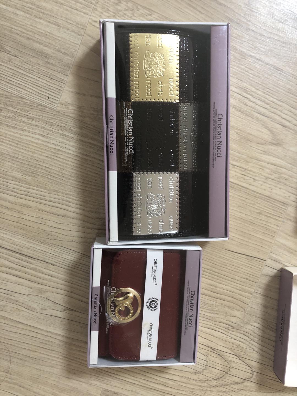 여성 새상품 반지갑, 장지갑