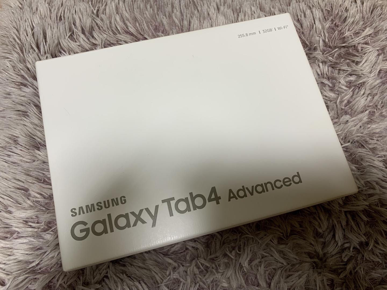 갤럭시 탭4 advanced 10.1