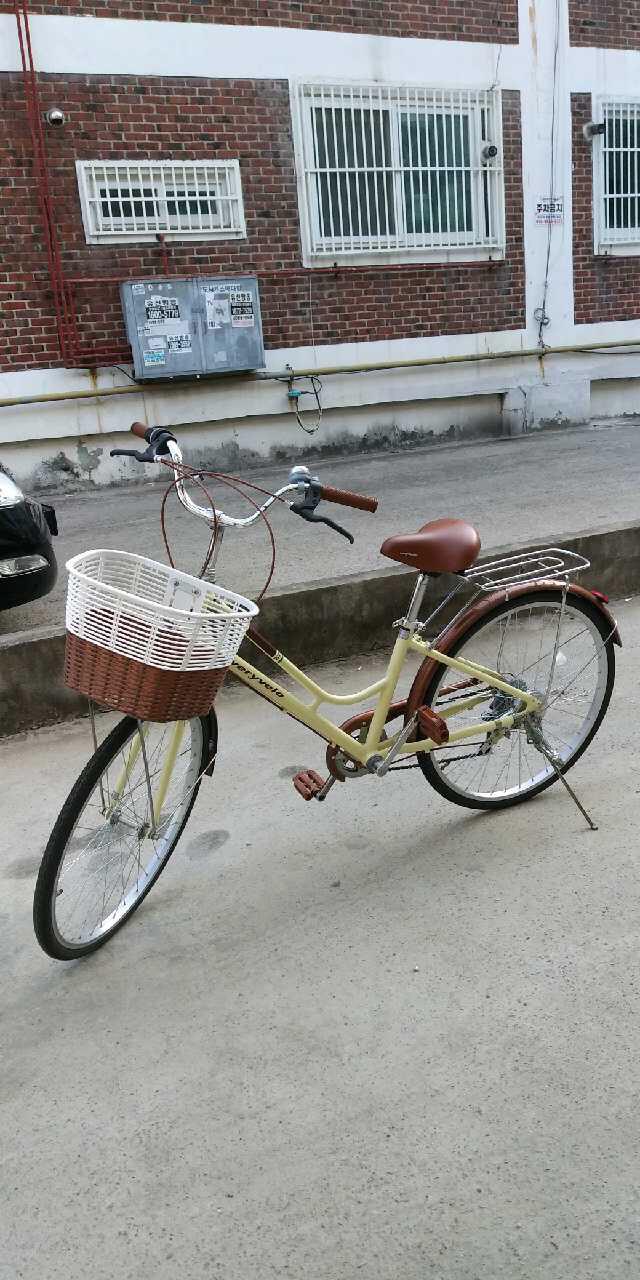 자전거 내놉니다~~