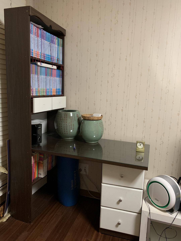 책상&책상 유리
