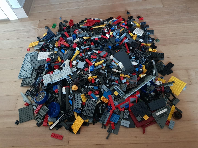 레고조립블럭 벌크