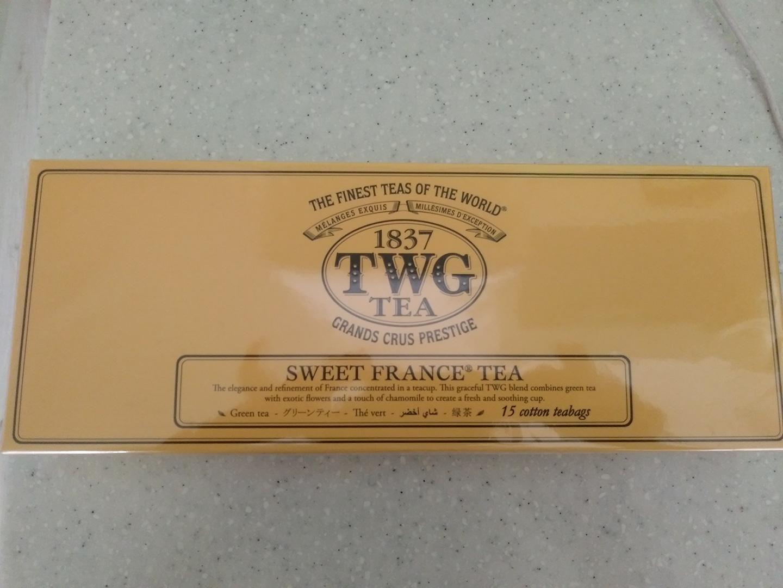 1837 TWG tea