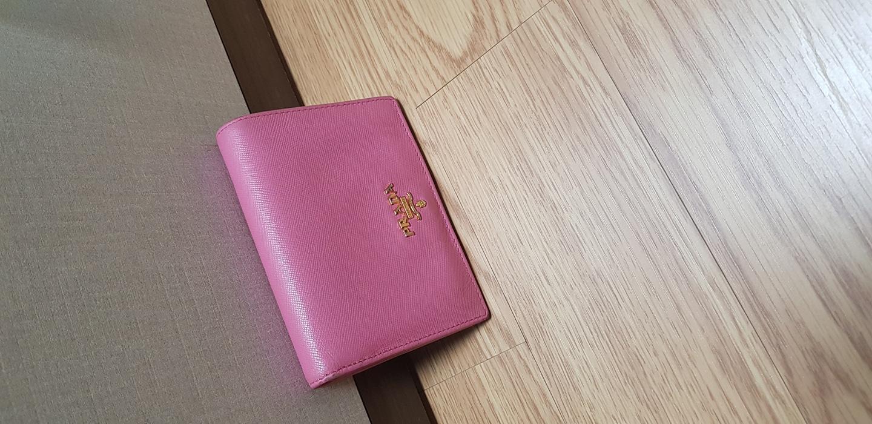 프라다 지갑