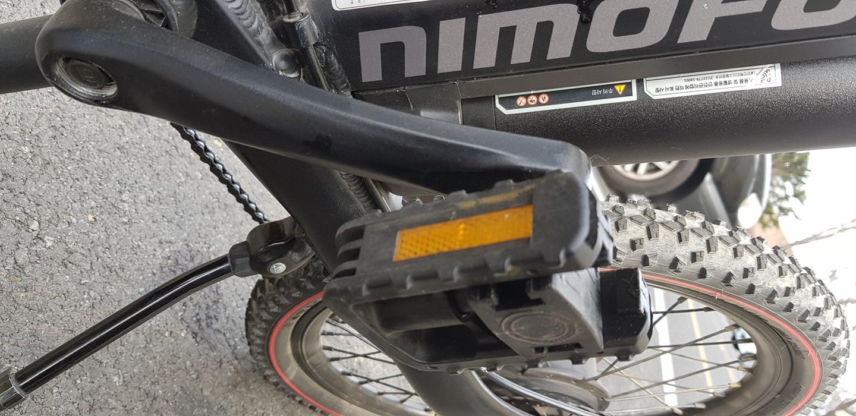 접이식전기자전거 알톤니모FD