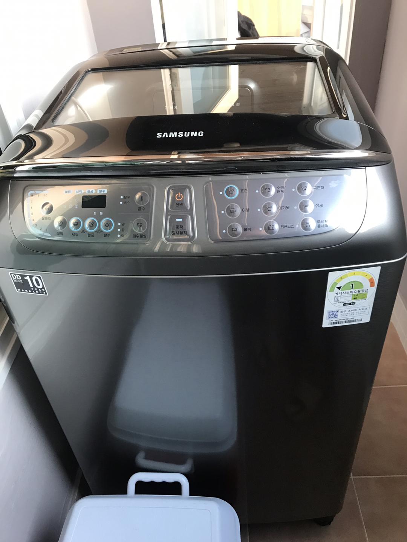 삼성전자 워블 16kg세탁기 급처!