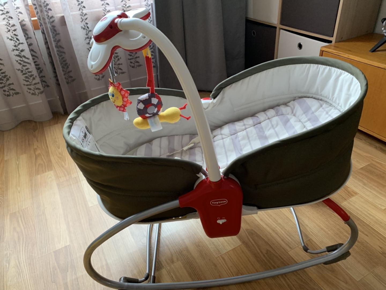 타이니러브 바운서/임산부 영양제(임신준비->임신3개월)