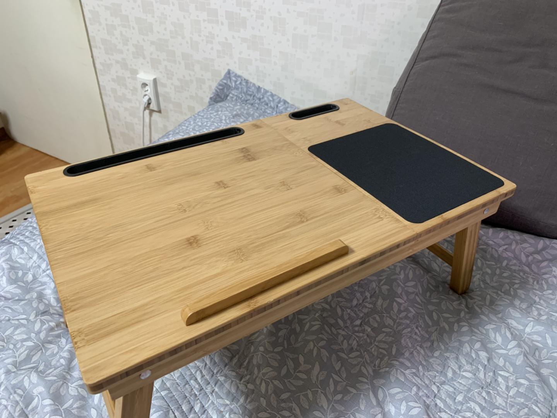 침대용 노트북 책상