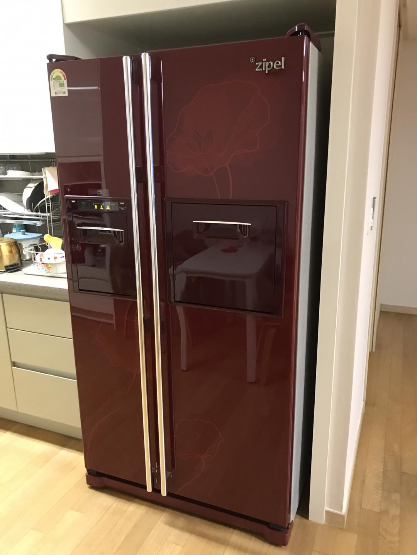 삼성 양문형 냉장고 팝니다