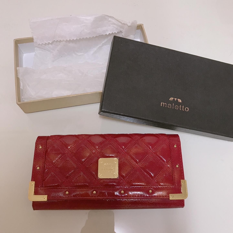 •여성지갑• 돈 들어오는 빨간지갑^^ (새상품)