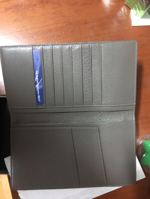 가죽 여권가방, 여권케이스 (새상품)