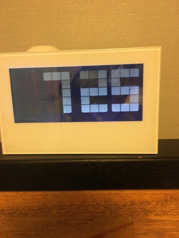탁상 projector LED 시계