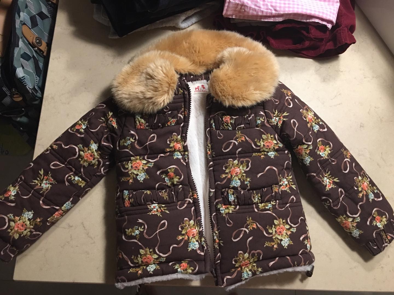 유아코트 코튼베이비 90 페리미츠110 아기코트 겨울코트