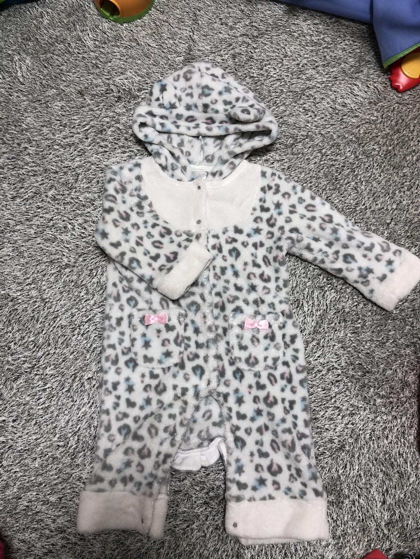 아기 옷 우주복 (사이즈 80)