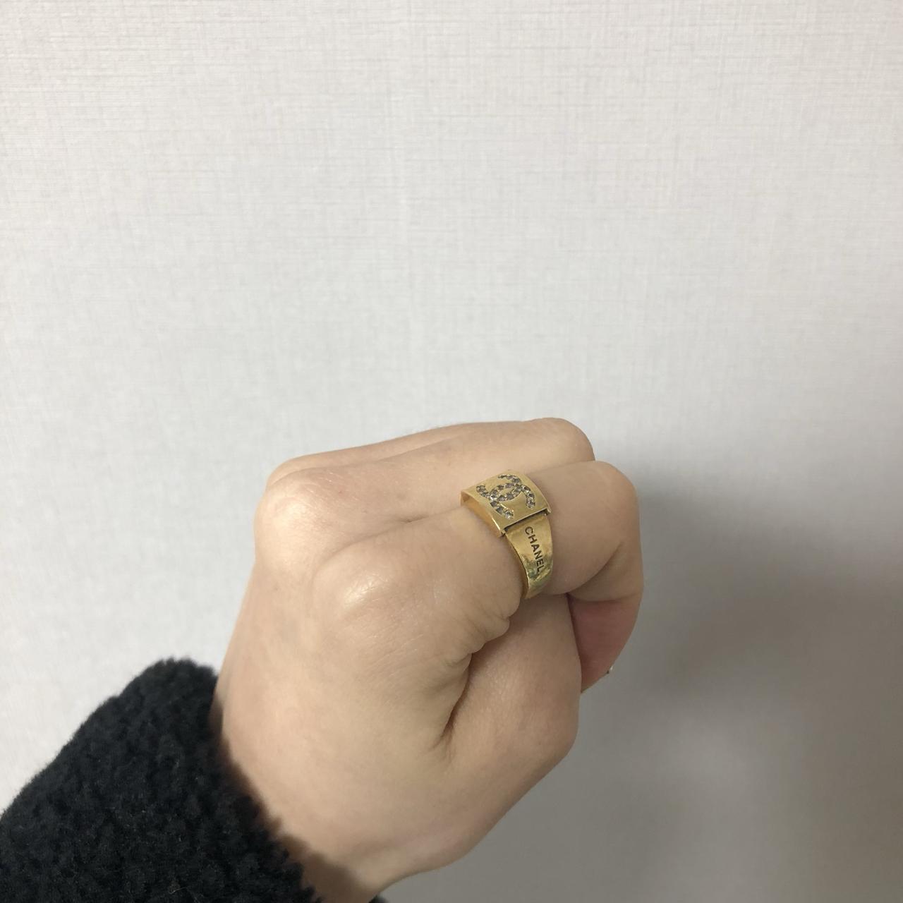 샤넬반지 2.1돈 18k