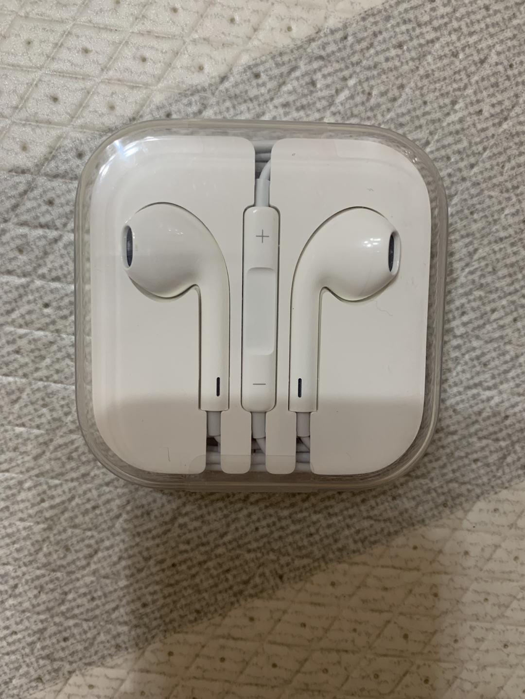 (정품새상품)아이폰 이어폰 이어팟