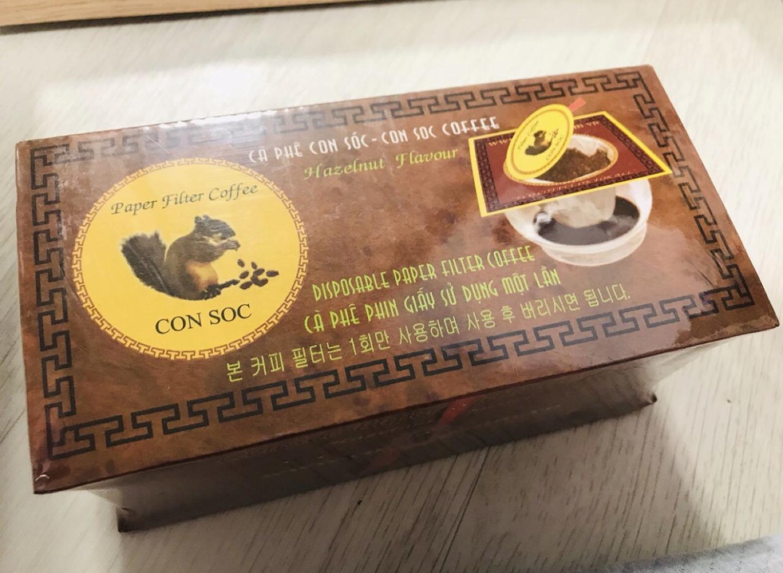 베트남 콘삭커피(필터형) 새상품