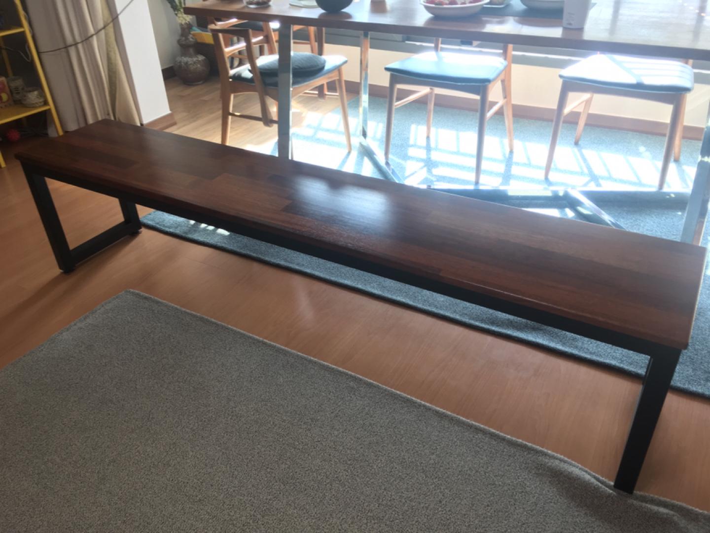 식탁의자 벤치의자 장의자 판매합니다!