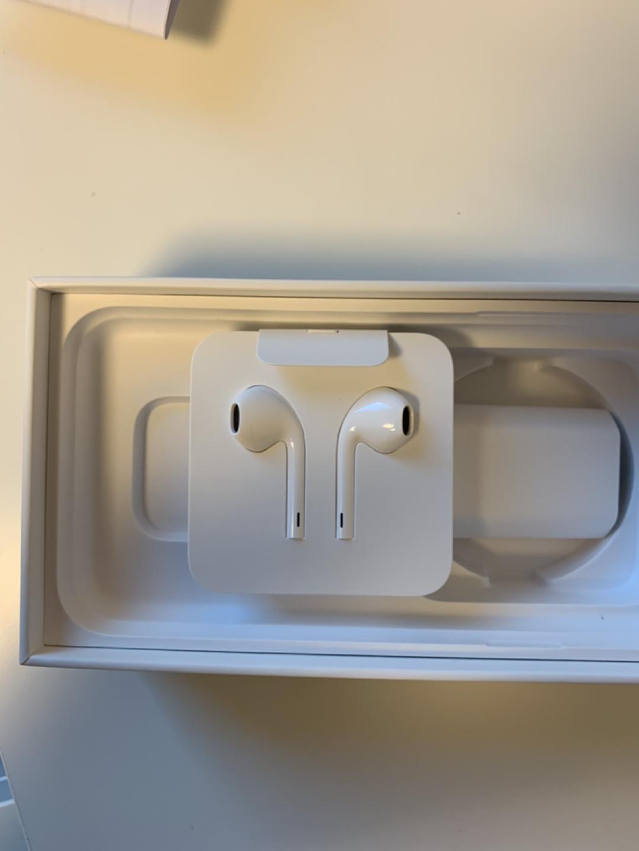 애플 정품 이어폰