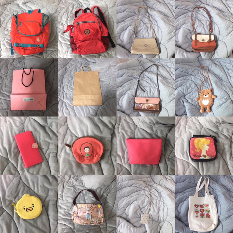 급처 / 백팩,가방,종이가방,에코백,파우치,지갑,동전지갑,목걸이지갑