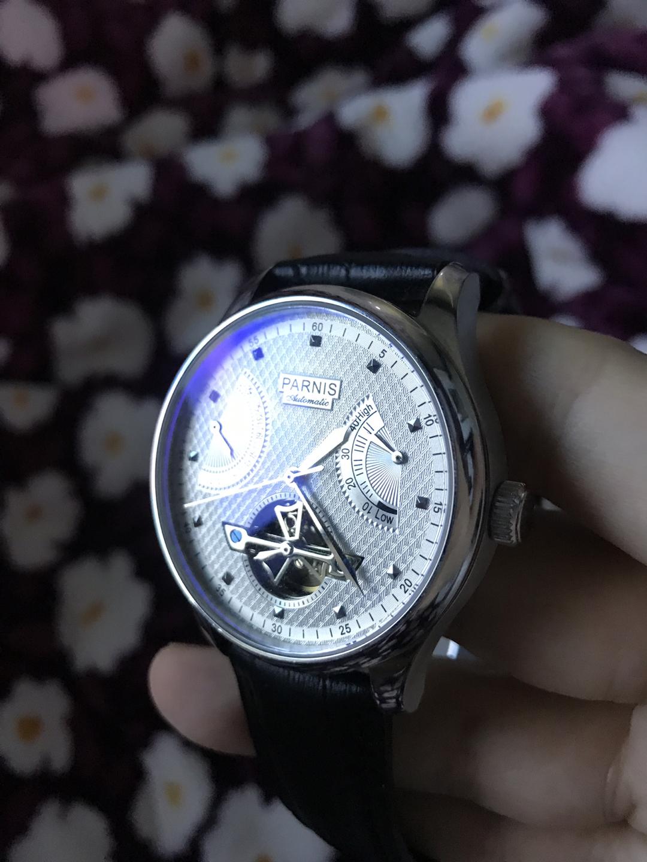 파르니스 오토매틱 뚜르비옹 오픈하트 시계!! 착한가격!