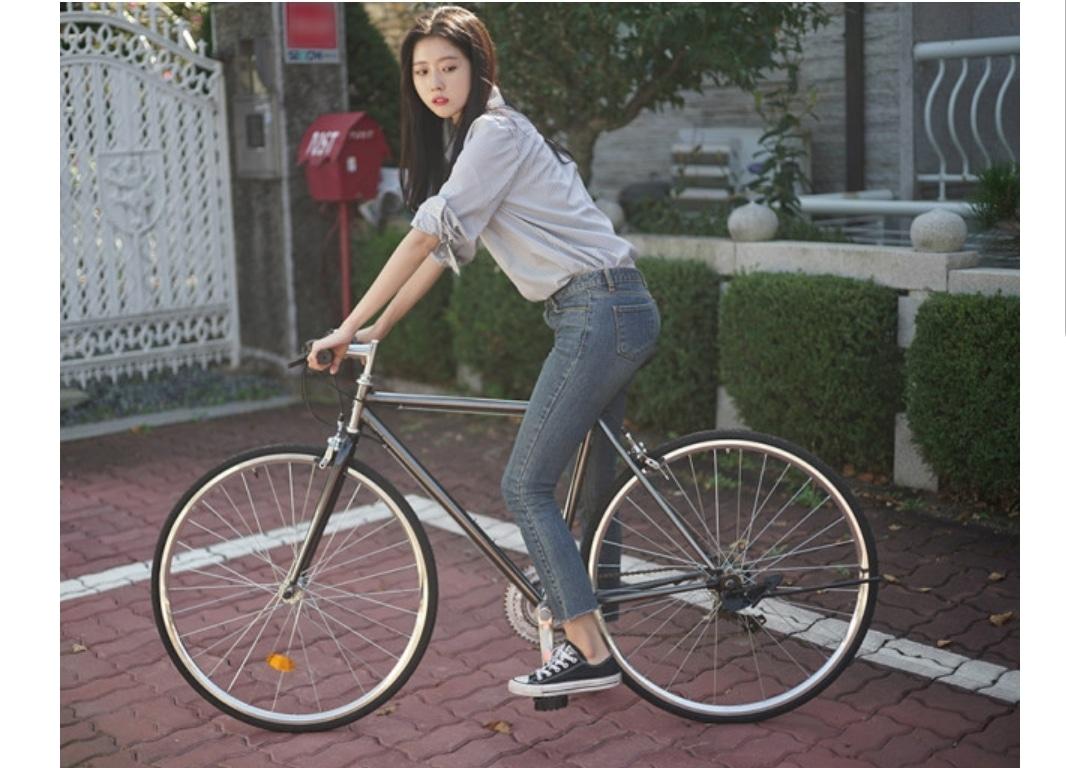 반티아고 g21 자전거입니다
