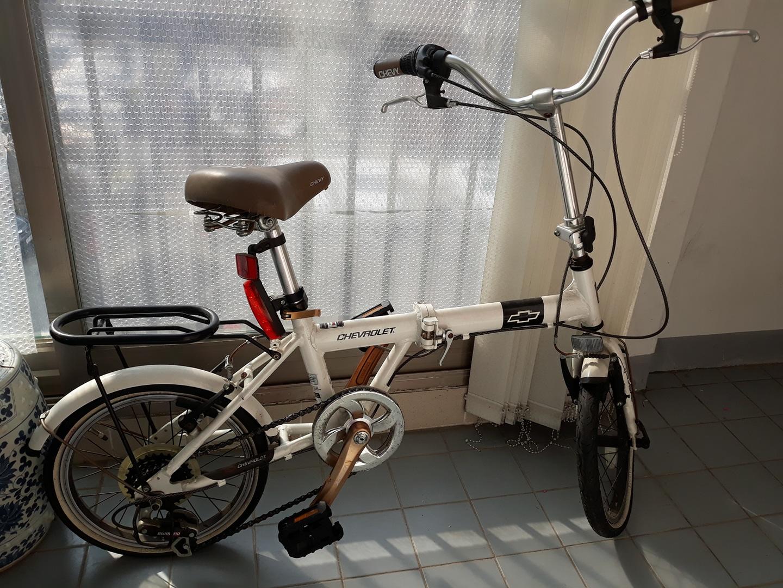 접이식 자전거