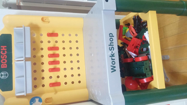 보쉬 공구 놀이세트 워크샵(어린이 장난감)