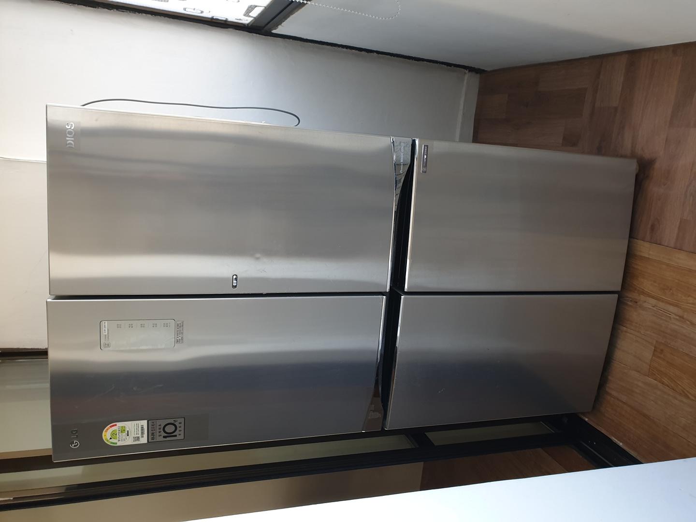 a급엘지디오스910 리터 냉장고(4도어)판매