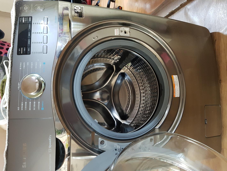 삼성드럼17kg 세탁기