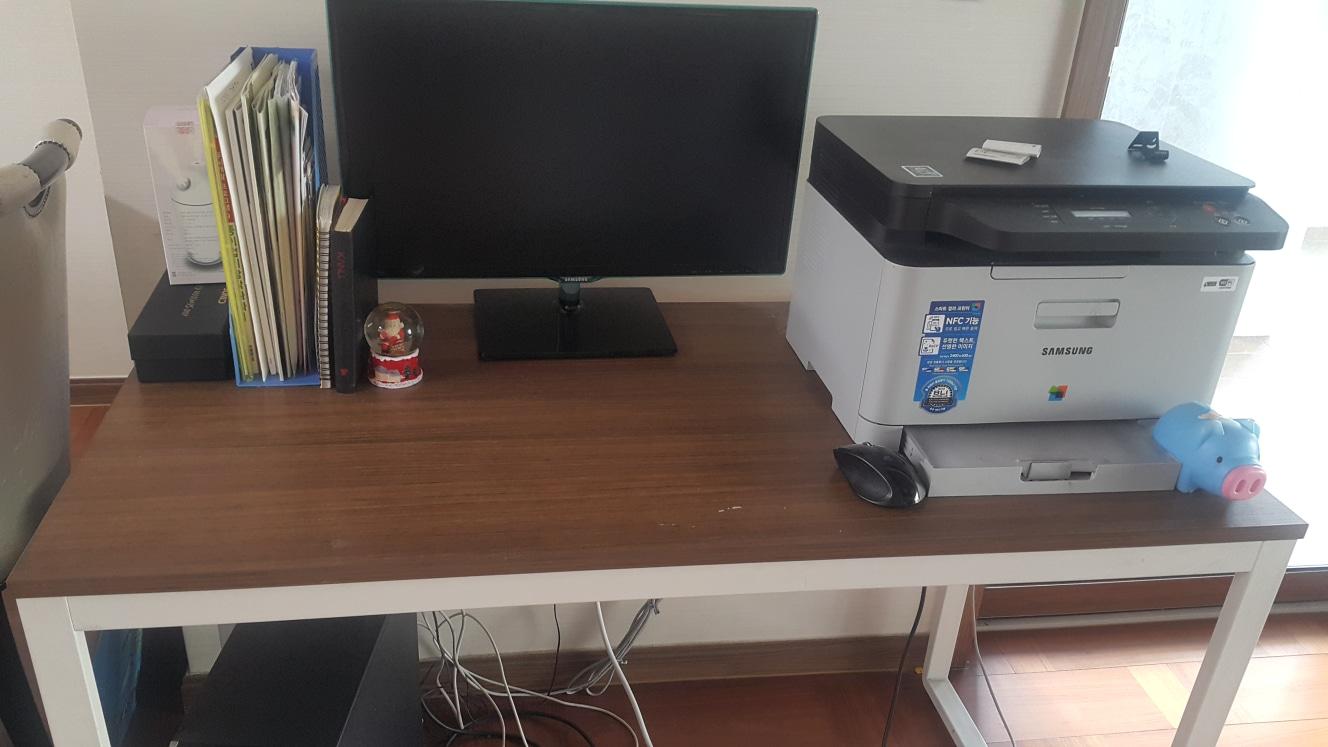 한샘 컴퓨터책상