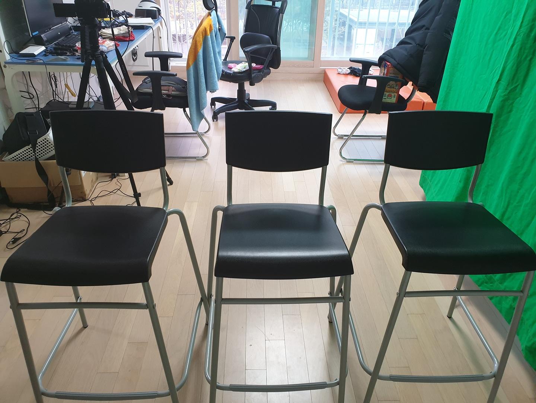 의자 3개 판매합니다