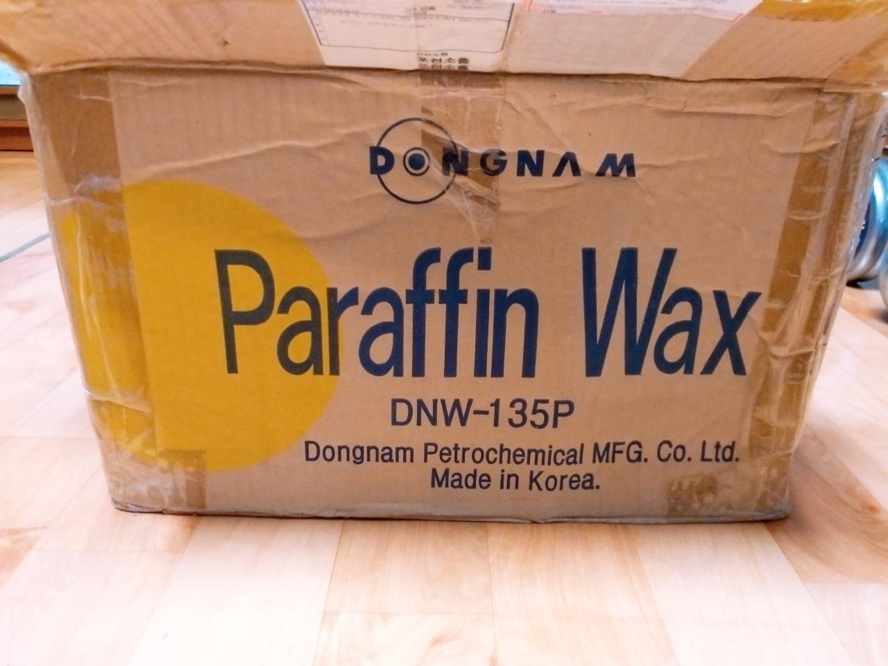 파라핀 왁스(양초원료)