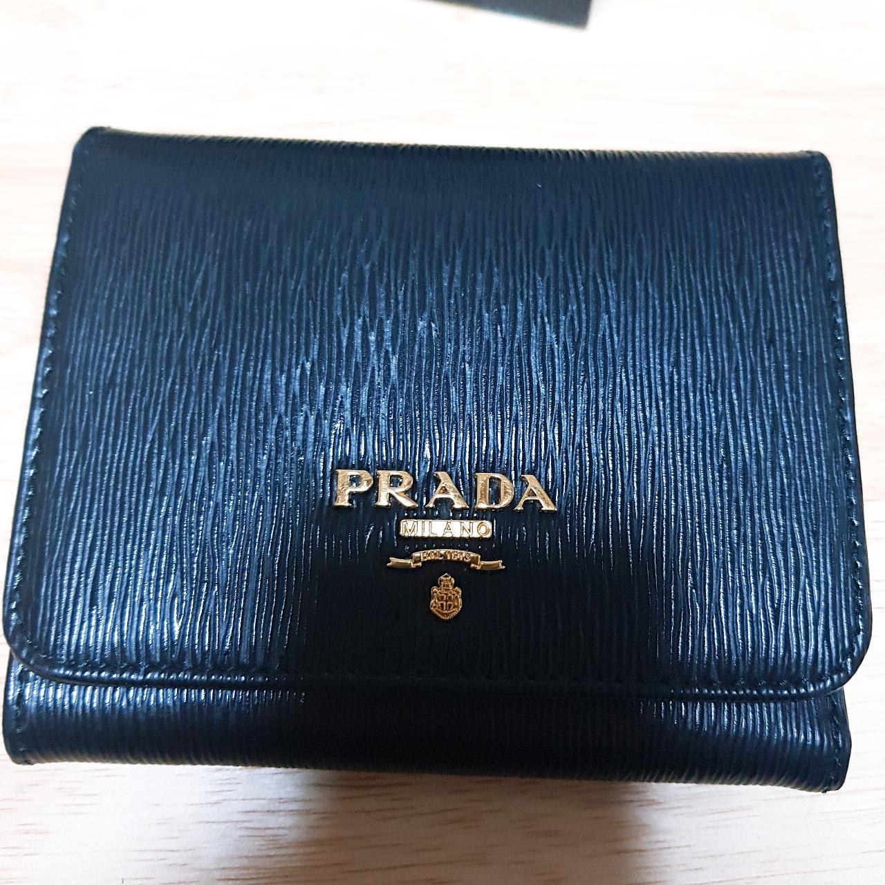 프라다 지갑팝니다