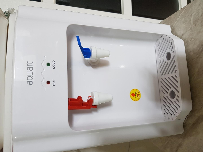 전기 냉.온수기 새제품 2만8천