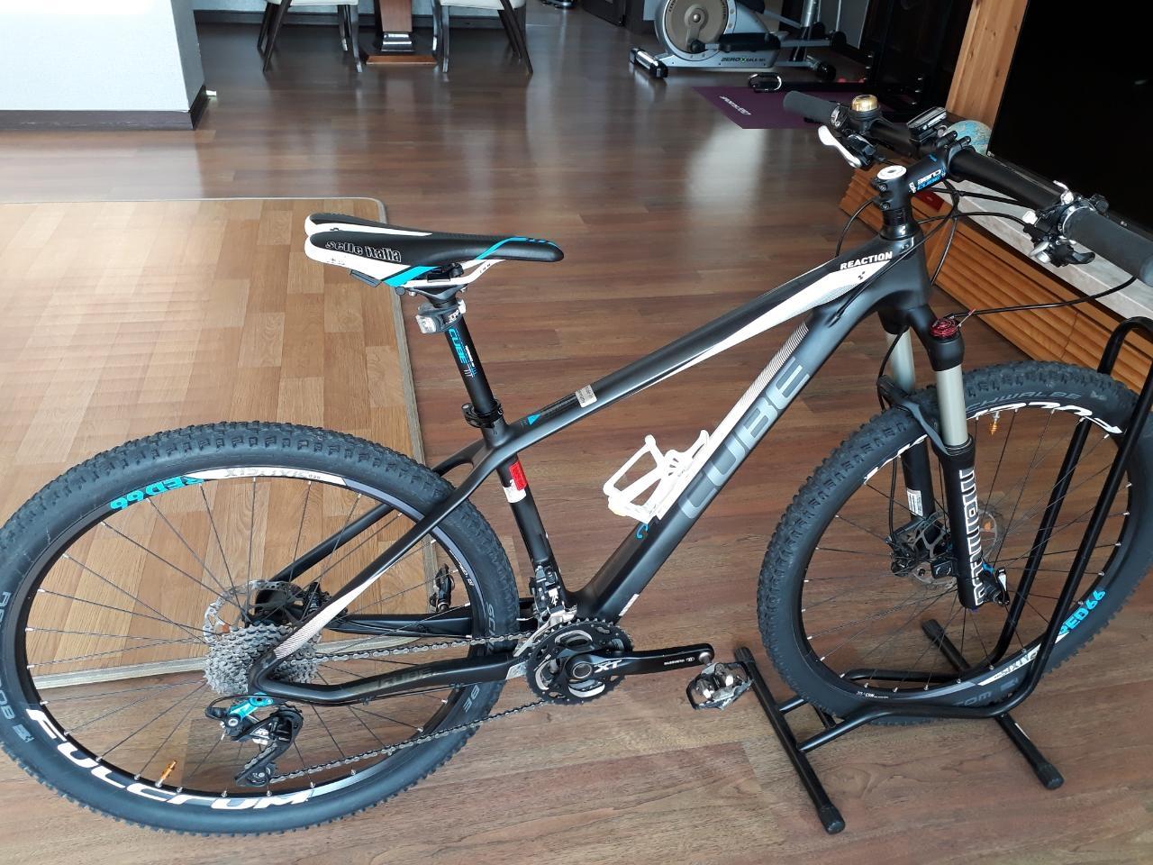 (동천동)독일카본all xt자전거/구입가300만원