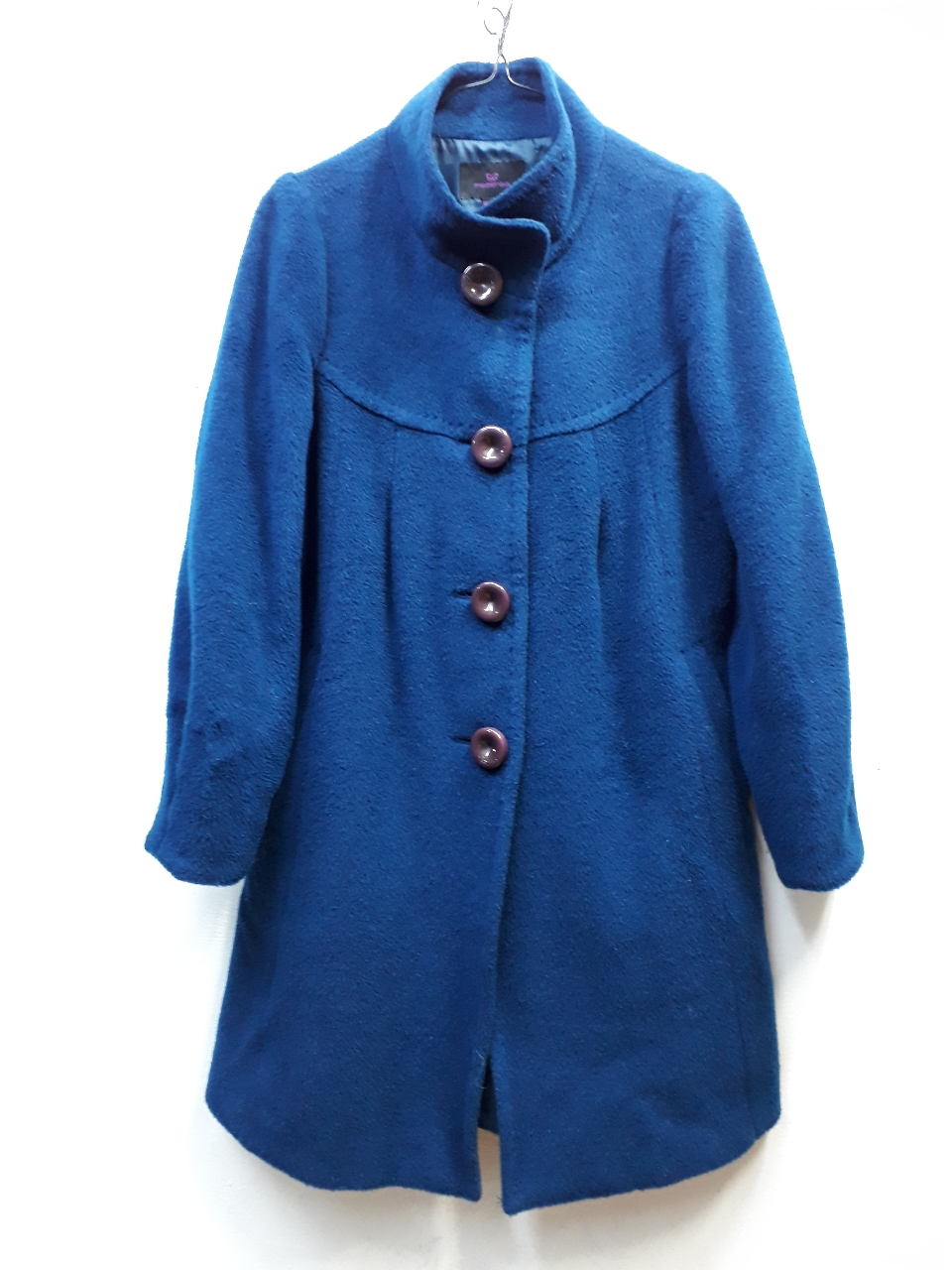 (55-66)미센스 울소재 알파카함유 코트