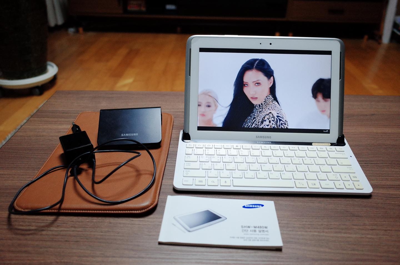 갤럭시 탭태블릿 10.1(SHW-M480W)